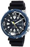 Seiko SRP653K1 Prospex Analog Blue Dial Men's Watch (SRP653K1)