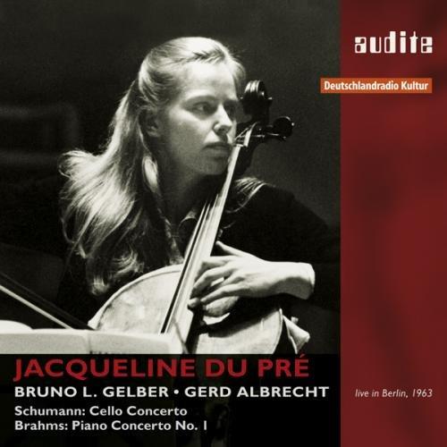 Cello Concerto/Piano Concerto-Live in Berlin 1963