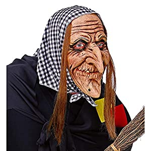 Widmann Máscara de bruja con