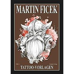 Martin Ficek: Tattoo Vorlagen Buch