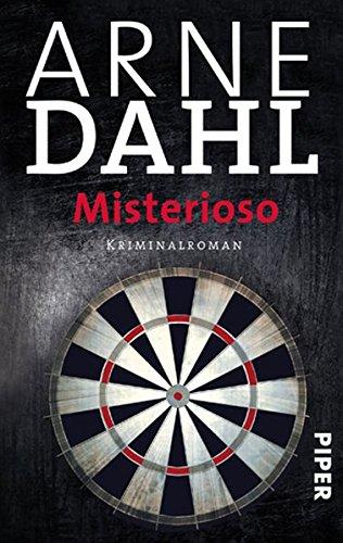 Buchseite und Rezensionen zu 'Misterioso' von Arne Dahl