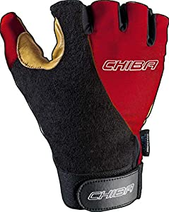 Chiba Small Red Argon Kids Wheelchair Glove