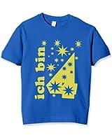 Coole-Fun-T-Shirts Jungen T-Shirt Ich Bin 4 Jahre !