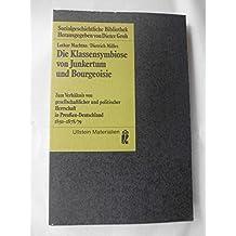 Die Klassensymbiose von Junkertum und Bourgeoisie.