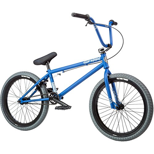 "Stolen Stereo BMX bike 2017 20.5"" top tube Matte Navy blue/Grey"