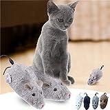 Big Maus Plüsch Katze Spielzeug (zufällige Farbe) - 7