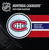 Turner–perfekte Zeit 2014Montreal Kanadier Box Kalender (8051219)