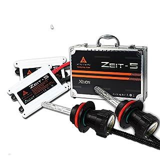 AFTERPARTZ 55W 6000K Schlank HID XENON Scheinwerfer Nachrüstsatz Set (H10 HB3 9005)