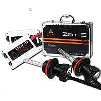 AFTERPARTZ HID XENON Kit di Conversione della Lampadina del Faro Alto / Basso Bi-Xeno 6000K (Kit Xenon Bi)