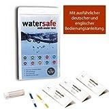 Trinkwasser Wassertest (10 versch. Tests in 1) mit deutsch/englisch bedienungsanleitung