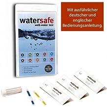 Watersafe Test de agua potable (10 en 1)