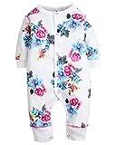 Kidsform Bébé Combinaison Unisexe Pyjama Dors Bien Romper 3-24 Mois Barboteuse Vêtements Coton A 6-12M
