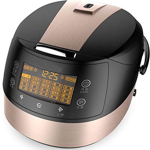 CQL Reiskocher Hause Smart Termin Reiskocher Touch Panel Eine Vielzahl Kochfunktionen Langlebig Kann Den Griff Anti Hot Hand FüR KüChe Drehen