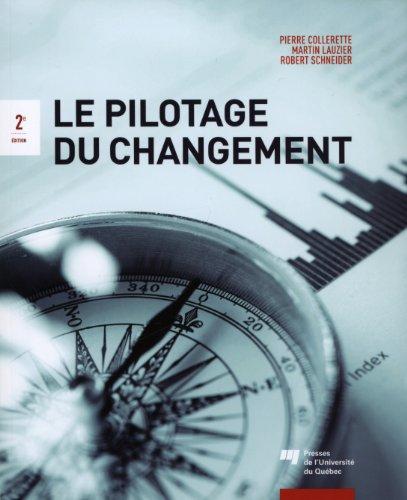 Le pilotage du changement