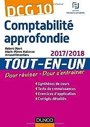DCG 10 - Comptabilité approfondie - 6e éd. - Tout-en-Un - 2017/2018