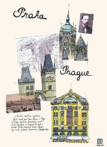 Prague City Journal Large por Martine Rupert