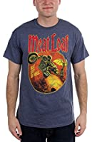 Meatloaf - Mens Bat Out Of Hell T-Shirt