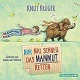Nur mal schnell das Mammut retten: 2 CDs