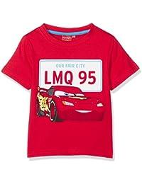 Cars Cart27109, T-Shirt Garçon