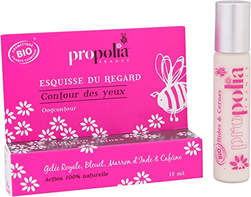 Propolia Roll On Contour des Yeux Bio 15 ml