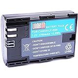 LOOKit Battery Pack LP-E6N - für Canon EOS 5D Mark IV, Canon EOS 80D EOS 5DS EOS 5DS R EOS 7D Mark II