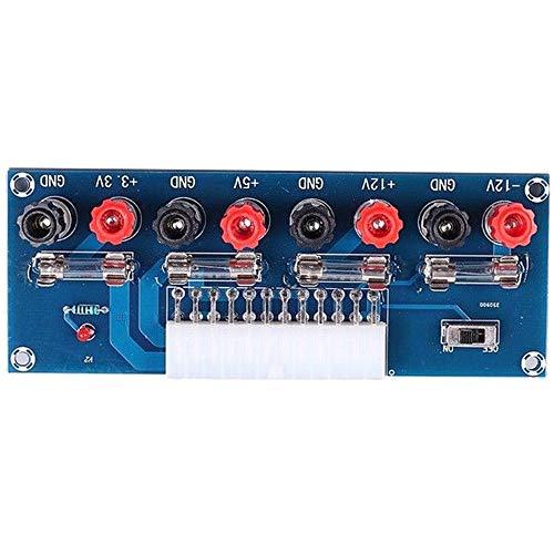 Pinzhi XH-M229 Desktop PC Netzteil Adapter ATX Transfer Board Netzteil Test Modul 24 Pin