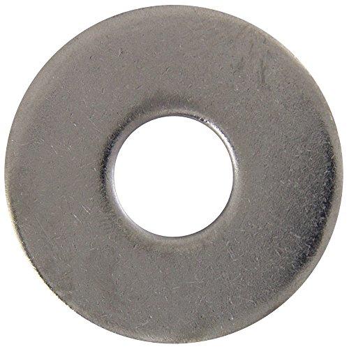 Große Unterlegscheiben 10,5 (M10) DIN 9021 Edelstahl A2 (30 Stück) | Beilagscheiben | rostfreie | U-Scheiben | Karosseriescheiben | Unterlegscheibe -
