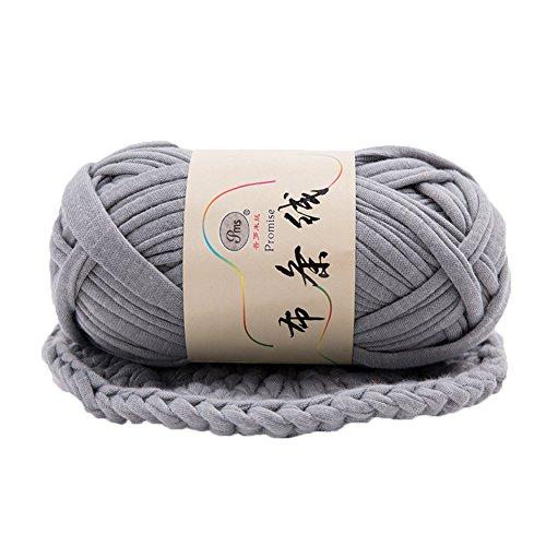 Bluelans® hand-knit, Polyester, grau, 30m/1181.10