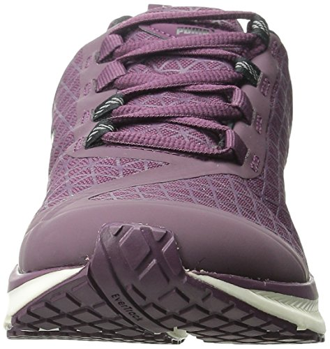 Puma Ignite Xt Graphic Running Shoe Italian Plum