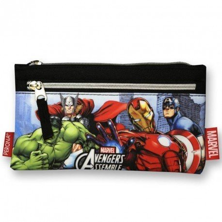 Portatodo Vengadores Avengers Marvel Alliance doble