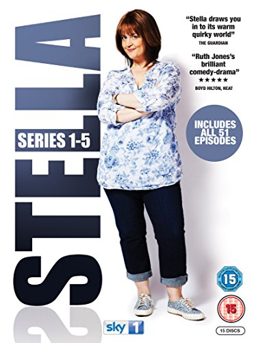 Series 1-5 (15 DVDs)