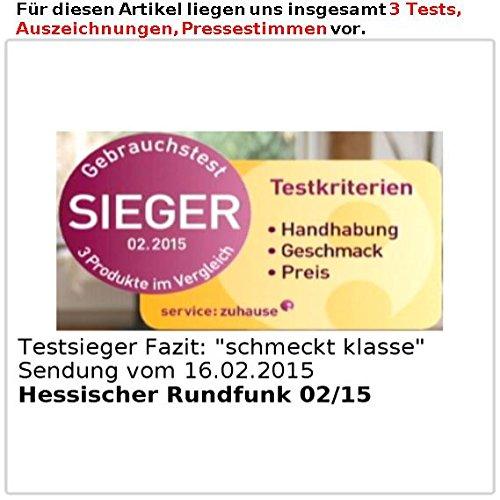Rosenstein & Söhne Wassersprudler: Eleganter Trinkwassersprudler WS-110.Soda (Getränkesprudler) -