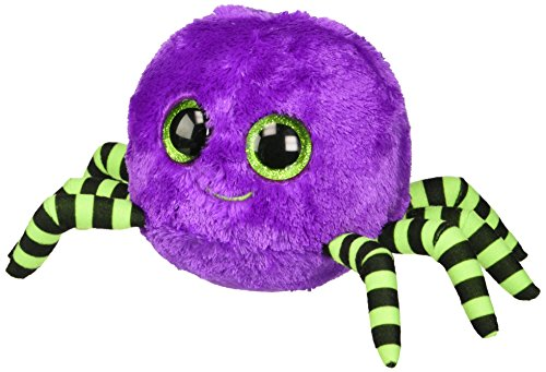 crawly-halloween-beanie-boos-ragno-colore-assortito-15-cm-germania