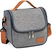 Synland's Lunch Bag Insulated Lunch Box Bag Original High quality Cooler Thermal Bag Reusable for Adults,