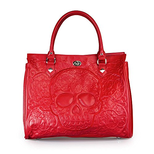 loungefly-sac-main-pour-femme-rouge-taille-unique