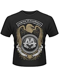 Asking Alexandria - T-Shirt Eagle (in S)