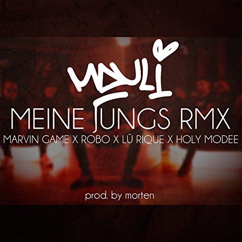 Meine Jungs (feat. Marvin Game, Robo, Lü Rique, Holy Modee) [Remix] - Meine Jungs