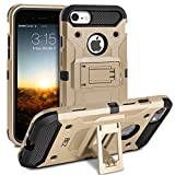 Coque iPhone 7, BEZ Coque Etui Housse Antichoc Militaire Heavy Duty Shock Proof...