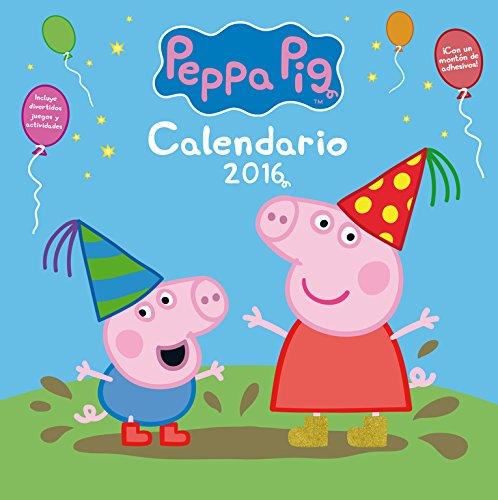 Calendario Peppa Pig 2016 epub