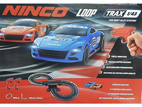 NINCO LOOP TRAX 1/43 pista slot system REF. 21001