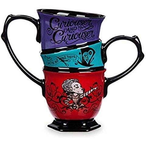 Topsy Mug, Alice In Wonderland: Through The Looking Glass by