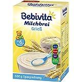 Bebivita semoule de porridge, 3-pack (3 x 600 g)