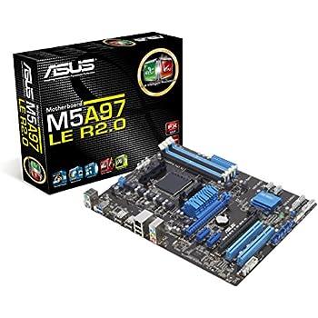 Asus M5A97 LE R2.0 Carte mère ATX AMD socket AM3/AM3+