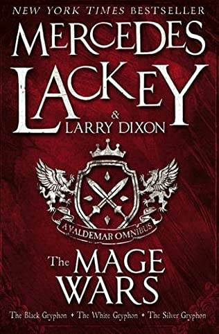book cover of The Mage Wars