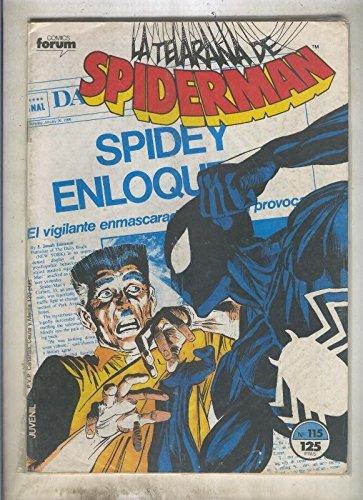 Spiderman volumen 1 numero 115