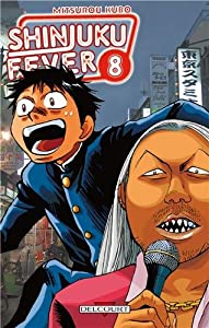 Shinjuku Fever Edition simple Tome 8