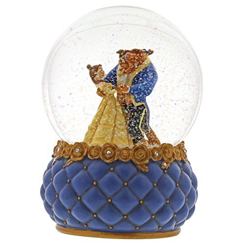 Disney Showcase Beauty And The Beast Waterball