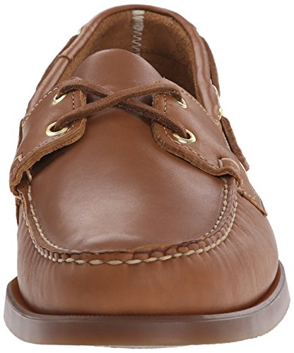 Sebago Docksides, Mocassini Uomo Cognac Leather