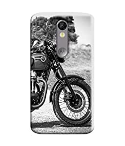 Digiarts Designer Back Case Cover for Motorola Moto X Force, Motorola Moto X Force Dual SIM (Vehicle Dream Vacation Trip Ride)