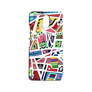 BLUEDIO Designer Printed Back case cover for Lenovo P1M - G6770